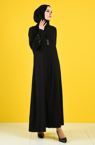 Abayas Noir 1063-01