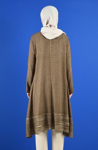 Tunique Camel 9046-08