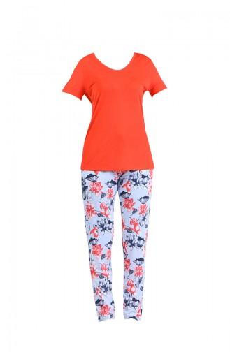 Vermilion Pajamas 4006-02