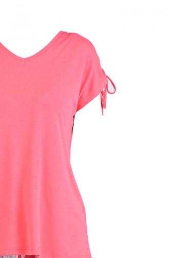 Coral Pajamas 4018-01