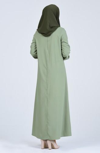 Nefti Yeşil Dress 1385-11