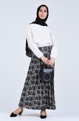 Jupe Noir 2082-01