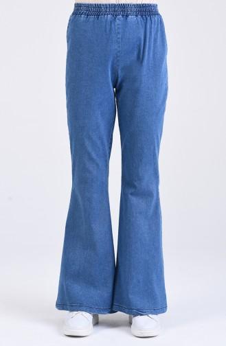 Blau Hose 7507-03