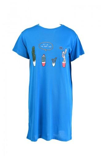 Blue T-Shirt 8134-05