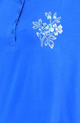 بيجامة أزرق 3003-01