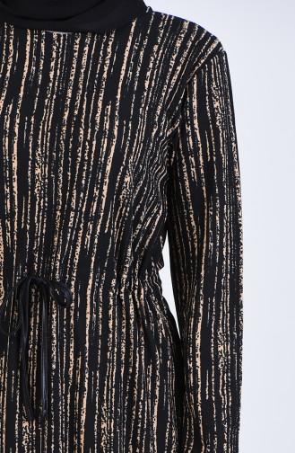 فستان أسود 0222C-01