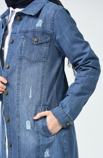 Jeans Blue Jacket 6063-03