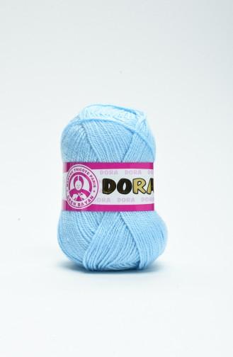 Ören Bayan Dora İplik 270-011 Bebek Mavisi 270-011