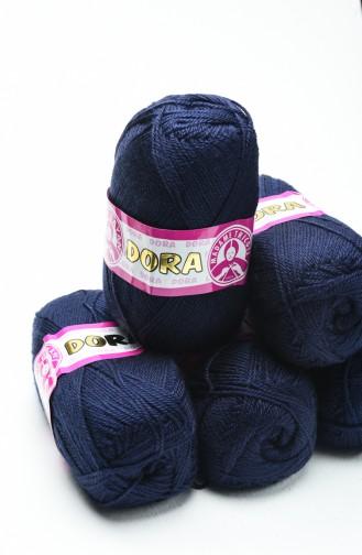 Fils A Tricoter Bleu Marine 270-019