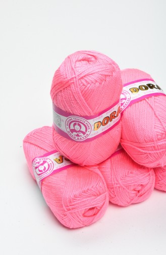 Fils A Tricoter Rose 270-040