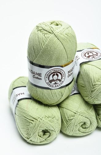 Fils A Tricoter Vert 3029-019