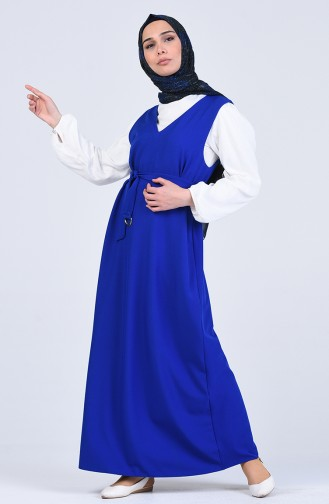 Gilet Sans Manches Blue roi 5308-04
