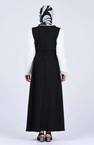 Gilet Sans Manches Noir 5308-07