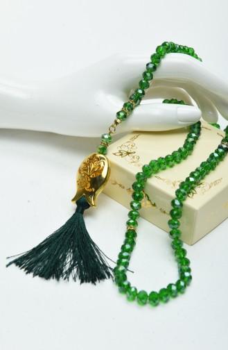 Green Rosary 12-01