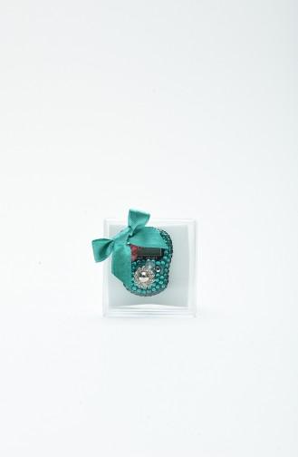 Green Rosary 15-08