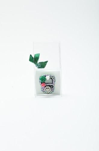Emerald Rosary 15-06