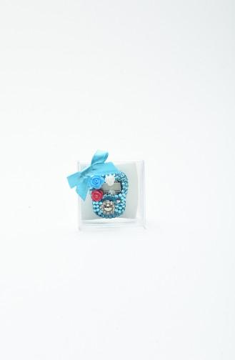 Blue Rosary 15-04