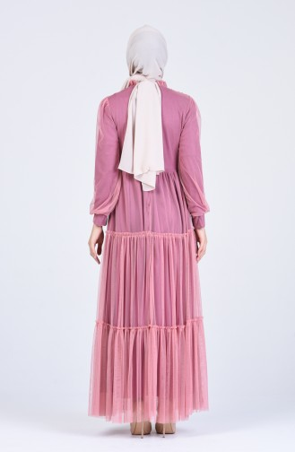 Habillé Hijab Poudre 3052-05