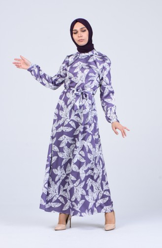 Lilac Dress 0052-02