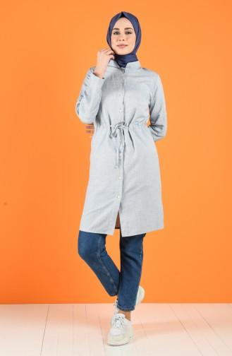 Gilet Sans Manches Bleu 5309-04