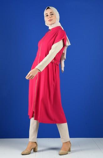 Fuchsia Gilet 1563-01
