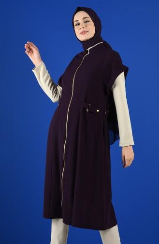 Purple Vest 1563-03