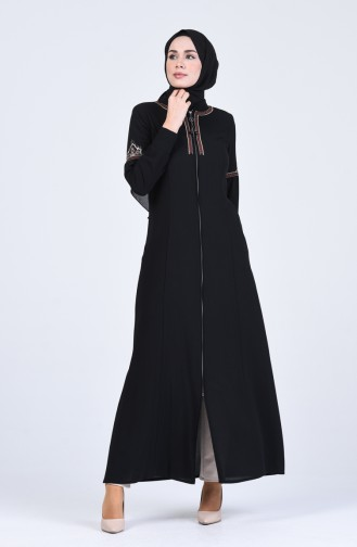 Abayas Noir 3025-03
