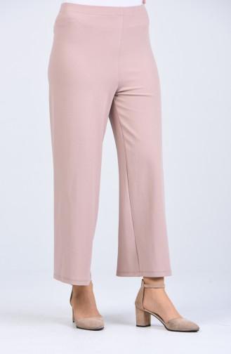 Flared Pants 6001-02 Mink 6001-02