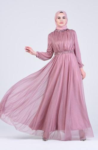 Habillé Hijab Poudre 1021-01