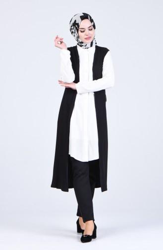 Black Vest 1296-01