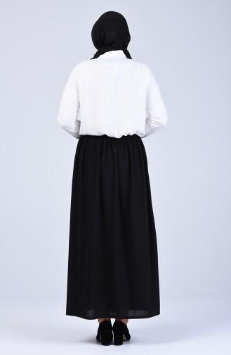 Jupe Noir 2040-01