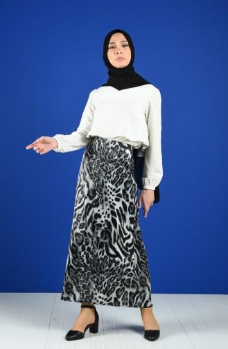 Black Skirt 2135-02