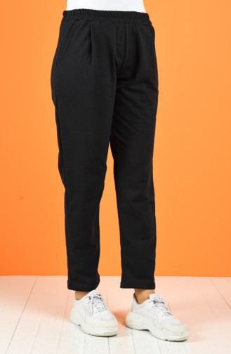 Black Pants 8127-05