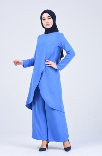 Blau Anzüge 4915-05