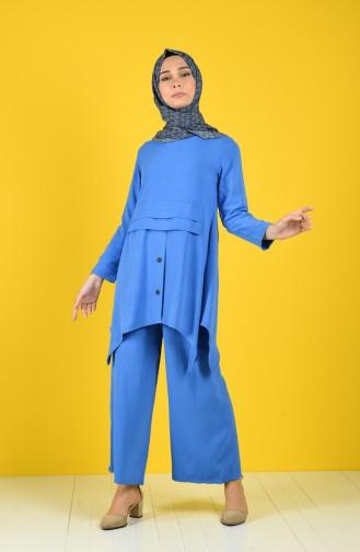 Blau Anzüge 5323-07