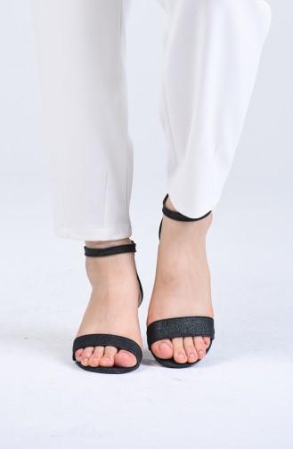 Green High Heels 0017-06
