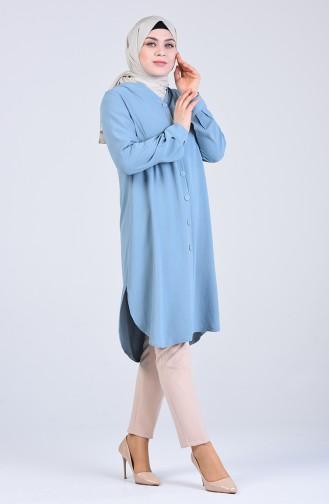 Mint Blue Tuniek 1312-02