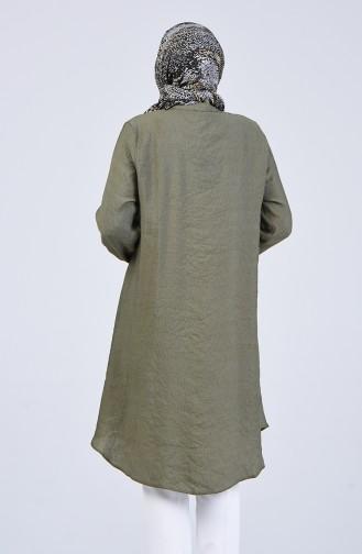 Tunique Khaki 1704-01