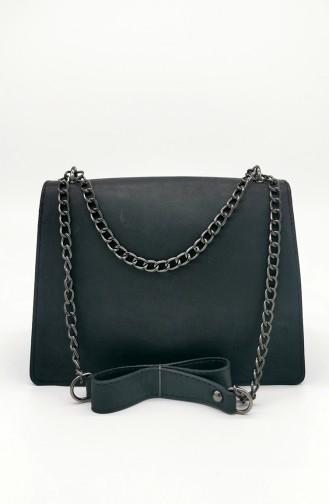 Black Shoulder Bag 4110-55