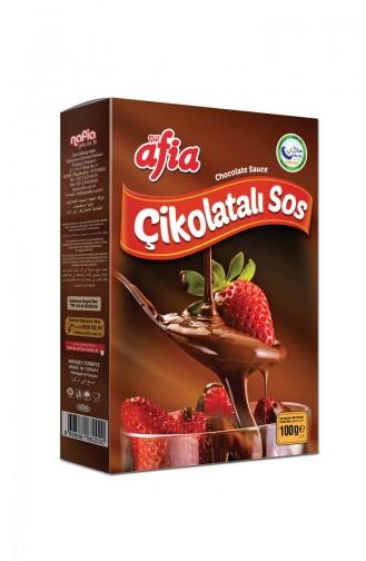 Çikolatalı Sos 100 Gr 485