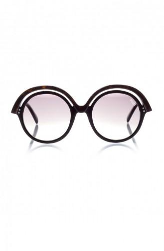 Emilio Pucci Ep 0065 01B Bayan Güneş Gözlüğü