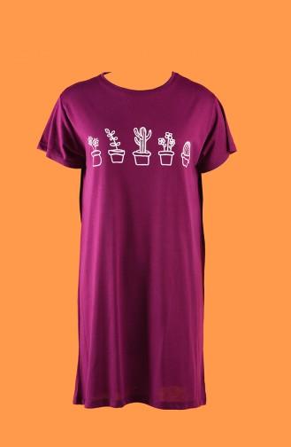 Zwetschge T-Shirt 8133A-01