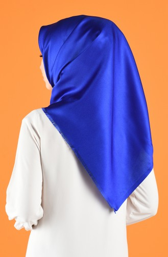 Saxon blue Hoofddoek 7717-07