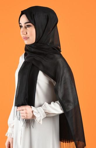Châle Noir 1115-01