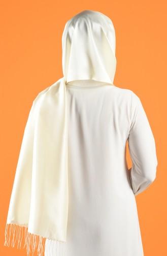 Cream Sjaal 1115-35
