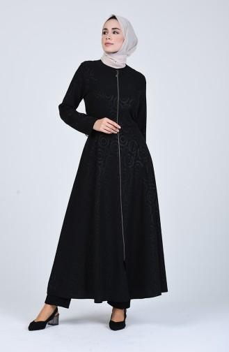 Schwarz Abayas 1083-01