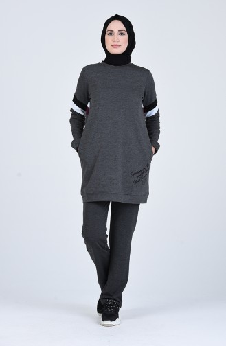 Anthracite Tracksuit 9141-03