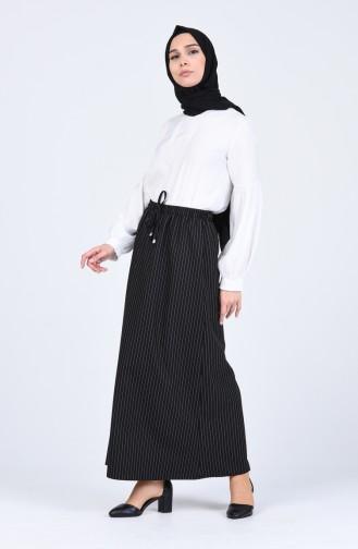 Black Skirt 3245ETK-01