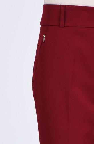 Pantalon Bordeaux 0107-03