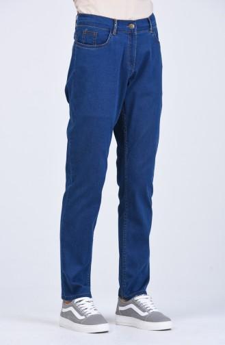 Cepli Kot Pantolon 0659-01 Kot Mavi